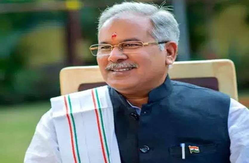 मुख्यमंत्री भूपेश बघेल ने प्रदेशवासियों को नवाखाई पर्व की दी शुभकामनाएं