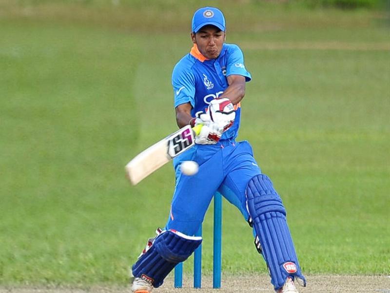 अर्जुन और तिलक के शतक, भारत ने पाक के सामने रखा 306 रनों का टारगेट