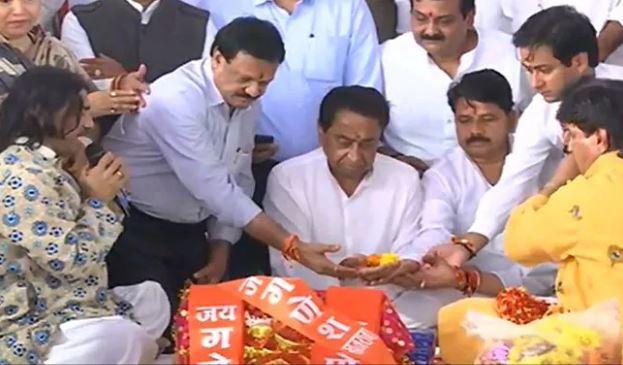 इंदौर में दौड़ेगी मेट्रो, सीएम कमलनाथ ने 7,500.80 करोड़ रुपये की लागत वाली परियोजना की नींव रखी