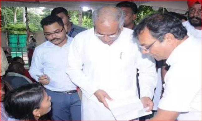 मुख्यमंत्री की संवेदनशीलता से राजनांदगांव की छात्रा को मिला नया जीवन, पांच लाख की राशि स्वीकृति