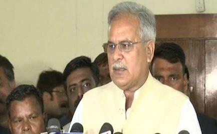 सरकेगुडा मुठभेड़ में शामिल लोगों के खिलाफ होगी सख्त कार्रवाई, CM भूपेश बघेल ने दिए जांच के आदेश