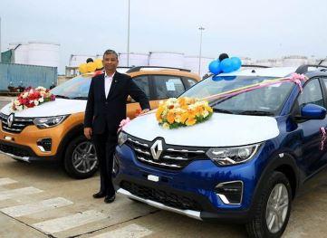 दक्षिण अफ्रीका में लॉन्च हुई भारत में तैयार की गई ट्राइबर, 4.99 लाख रु वाली 7 सीटर कार