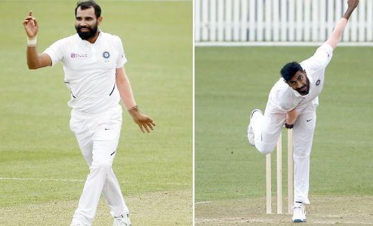 शमी 3 और बुमराह 2 विकेट लेकर फॉर्म में लौटे; न्यूजीलैंड-11 के खिलाफ भारत को 87 रन की बढ़त