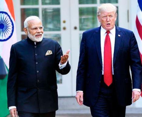 """भारतीय-अमेरिकी मेरे लिए वोट करेंगे """"पीएम मोदी मेरे बहुत अच्छे मित्र हैं"""