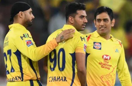 मुंबई खिलाफ के खेलने की तैयारी चेन्नई सुपर किंग्स के चैंपियन ने जीती कोरोना से जंग
