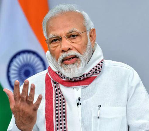 पीएम मोदी ने बिहार में 541 करोड़ रुपये लागत वाली सात परियोजनाओं की आधारशिला रखी