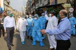 दो डॉक्टर कोरोना संक्रमित गांधी मेडिकल कॉलेज की डीन सहित