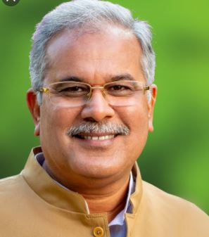 मुख्यमंत्री भूपेश बघेल जीएसटी क्षतिपूर्ति, केंद्रीय बल दी।