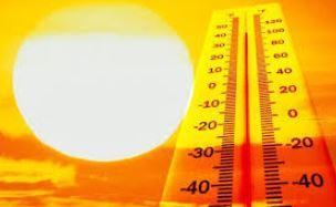 सितंबर में पड़ रही गर्मी, दिन का तापमान 34.5 डिग्री