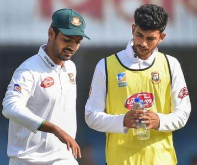 बल्लेबाज सैफ हसन और कंडीशनिंग कोच का टेस्ट पॉजिटिव