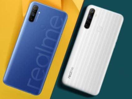 Realme Narzo 10A को आज भारत में सेल में उपलब्ध कराया जा रहा है