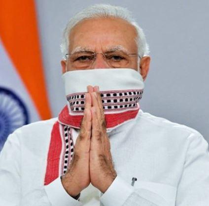 प्रधानमंत्री नरेंद्र मोदी ने देशवासियों को नवरात्रि की शुभकामनाएं दीं