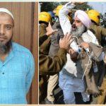 Video:- सिख पगड़ी पहन नजीर मोहम्मद किसान आंदोलन में शामिल, साजिश तो नहीं
