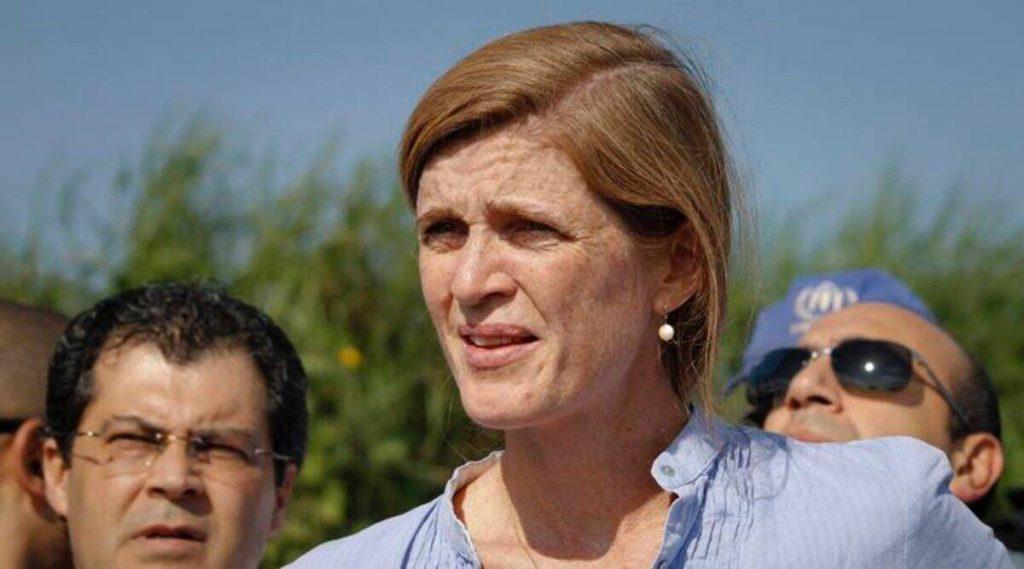 अमेरिकी सहायता पद के लिए यूएन के दूत, सामन्था पावर को बिडेन ने चुना