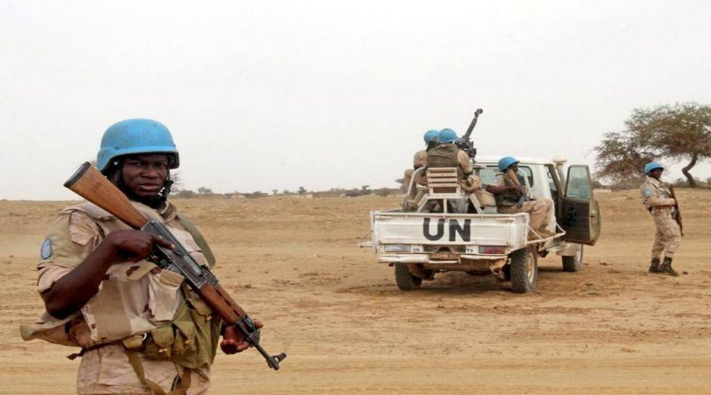 Mali attack, Mali, UN peacekeepers in Mali, UN troops, UN peacekeepers killed, Mali explosion, world news, Indian Express