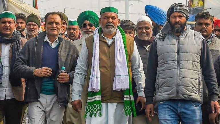 Republic Day violence: UP police reaches Ghazipur border to arrest Rakesh Tikait, BKU leader threatens retaliation