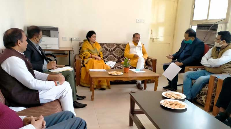 गोविंदपुरा औद्योगिक क्षेत्र की समस्याएं जल्द हल होंगी-मंत्री श्री सखलेचा