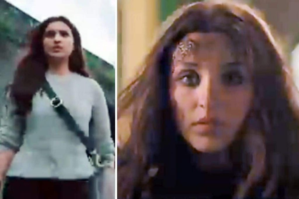The Girl On The Train Remake Teaser Out: Parineeti Chopra Tries To Escape Entangled Murder Mystery