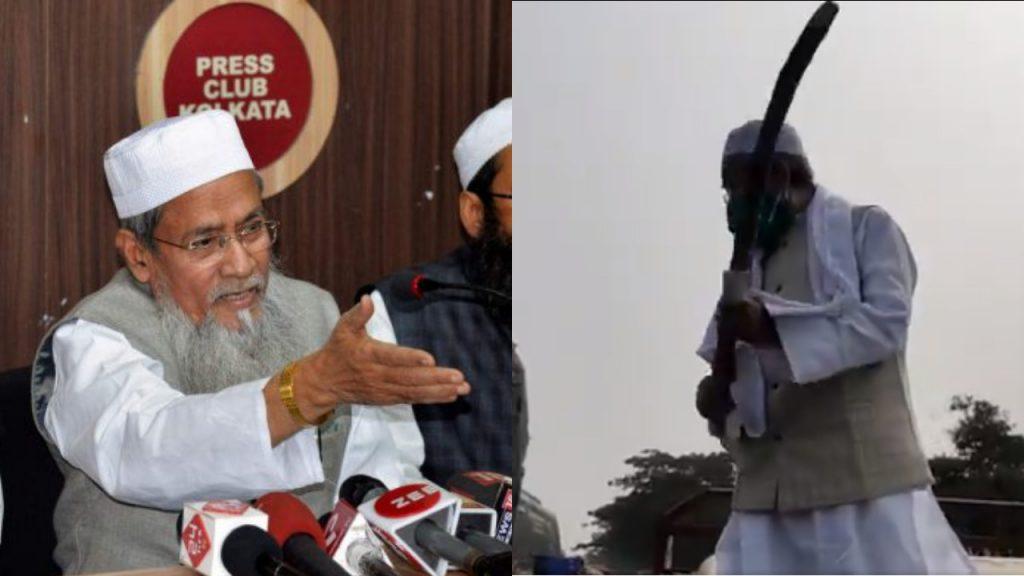 बंगाल के मंत्री सिद्दीकुल्ला चौधरी के विरोध में राष्ट्रीय राजमार्ग पर प्रदर्शनकारियों और COVID टीकों को रोकना