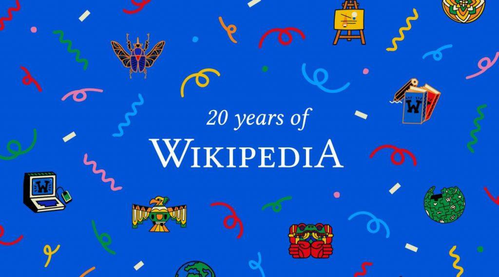 Wikipedia turns 20 years, Wikipedia 20 year celebrations, Who started Wikipedia, Wikipedia 20 years, Wikipedia 20 year anniversary, Jimmy Wales, Jimmy Wales quotes