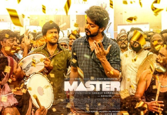 Vijay's 'Master' movie leaked online: Full HD available for free download
