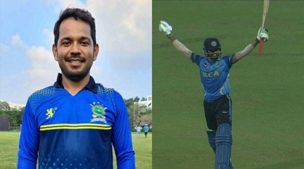 Syed Mushtaq Ali Trophy, Mohd Azharuddeen Punit Bisht Syed Mushtaq Ali t20 trophy, Punit Bisht's hundred, Mohammed Azharuddeen,s 100, Highest T20 score,