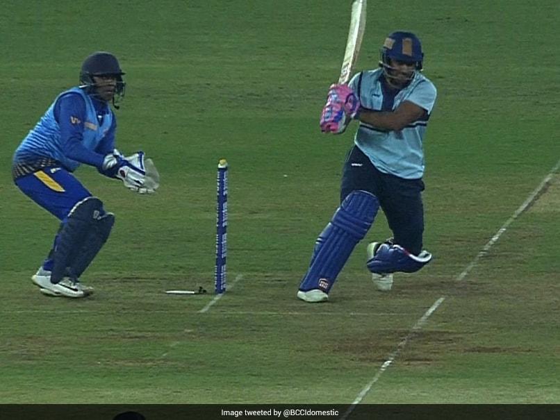 Syed Mushtaq Ali Trophy: Mahipal Lomror Stars As Rajasthan Beat Bihar To Reach Semi-Finals