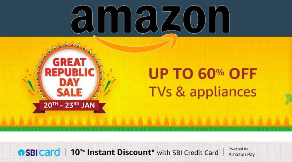 Amazon Great Republic Day Sale, Amazon Great Republic Day Sale 2021, Amazon Great Republic Day Sale deals, Amazon Great Republic Day Sale offers, iphone 12 mini, smart tv, laptop, amazon sale,