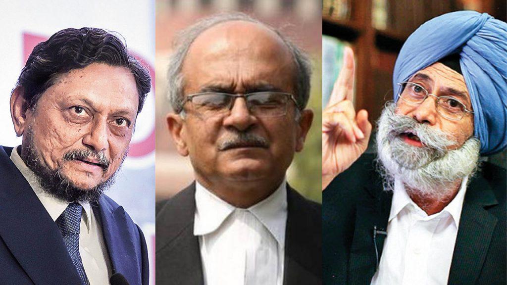 CJI बोबड़े ने भूषण, फूलका और अन्य वकीलों को अदालत में गंभीरता से नहीं लेने के लिए किसानों का प्रतिनिधित्व करने के लिए फटकार लगाई