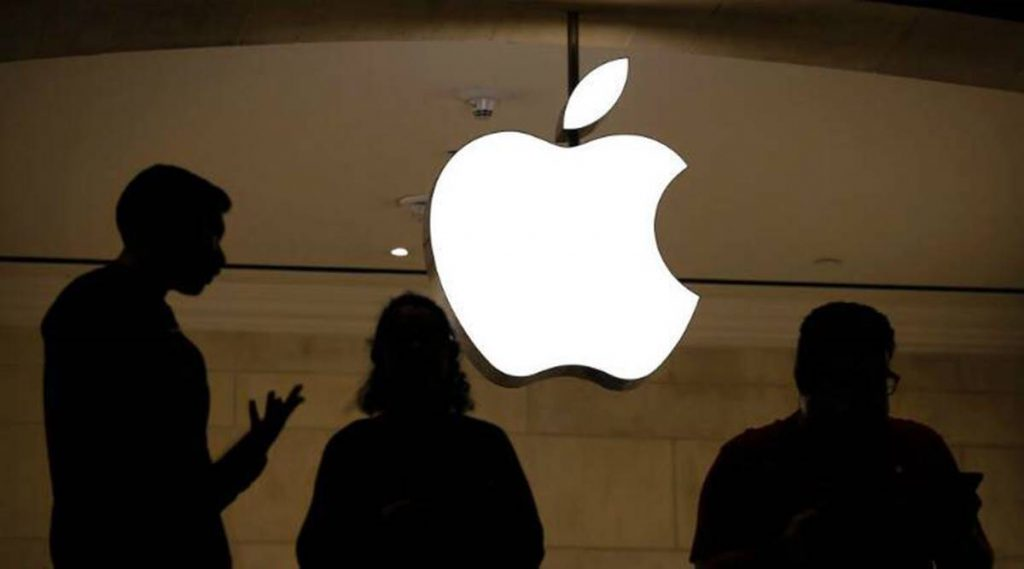 Apple revenue tops $100 Billion for first time on iPhone sales